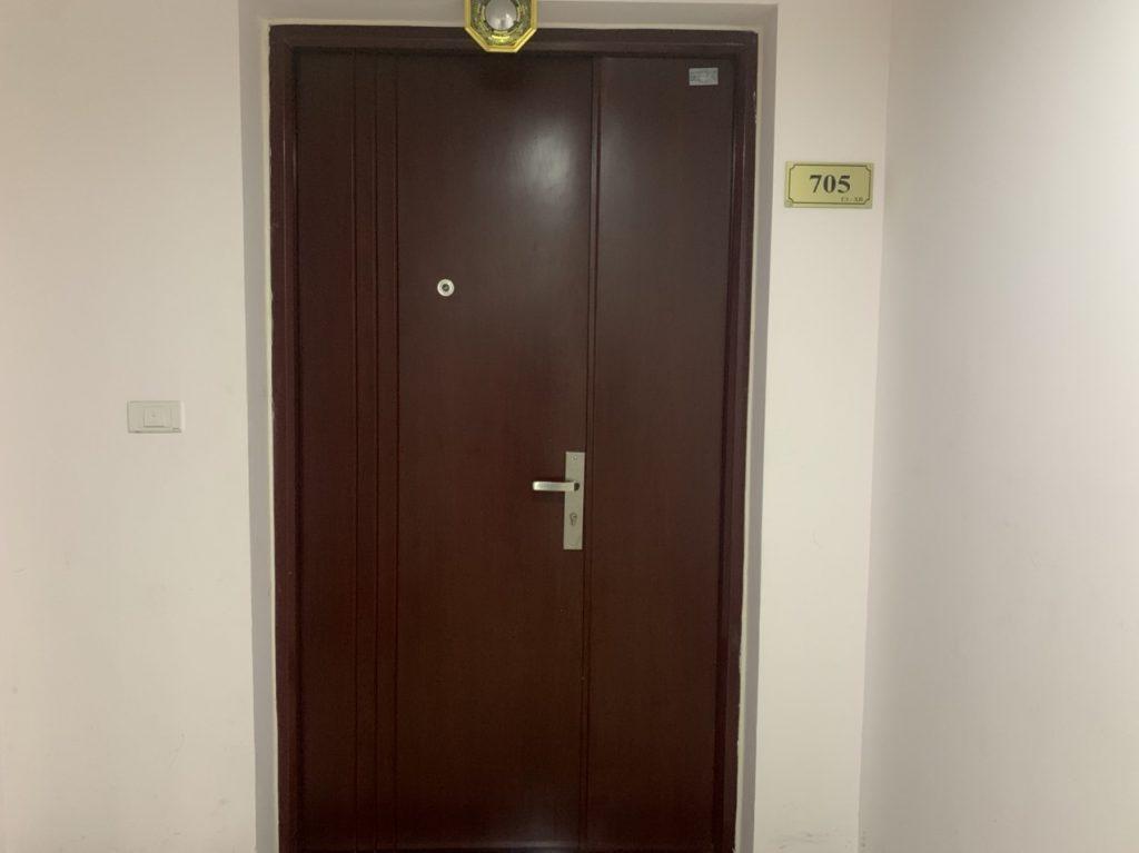 Tính an toàn của cửa thép vân gỗ cho nhà ở