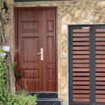 (So sánh) Những ưu điểm của cửa thép vân gỗ là gì?