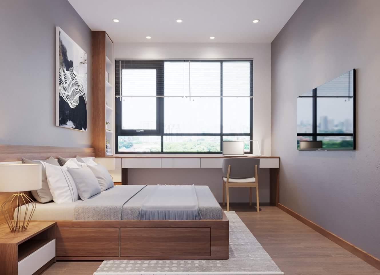 Cách tính kích thước cửa sổ phòng ngủ như thế nào phù hợp?