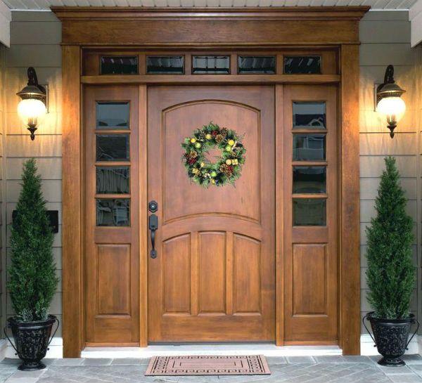 Lắp cửa chính nên mở ra hay mở vào đúng nhất?