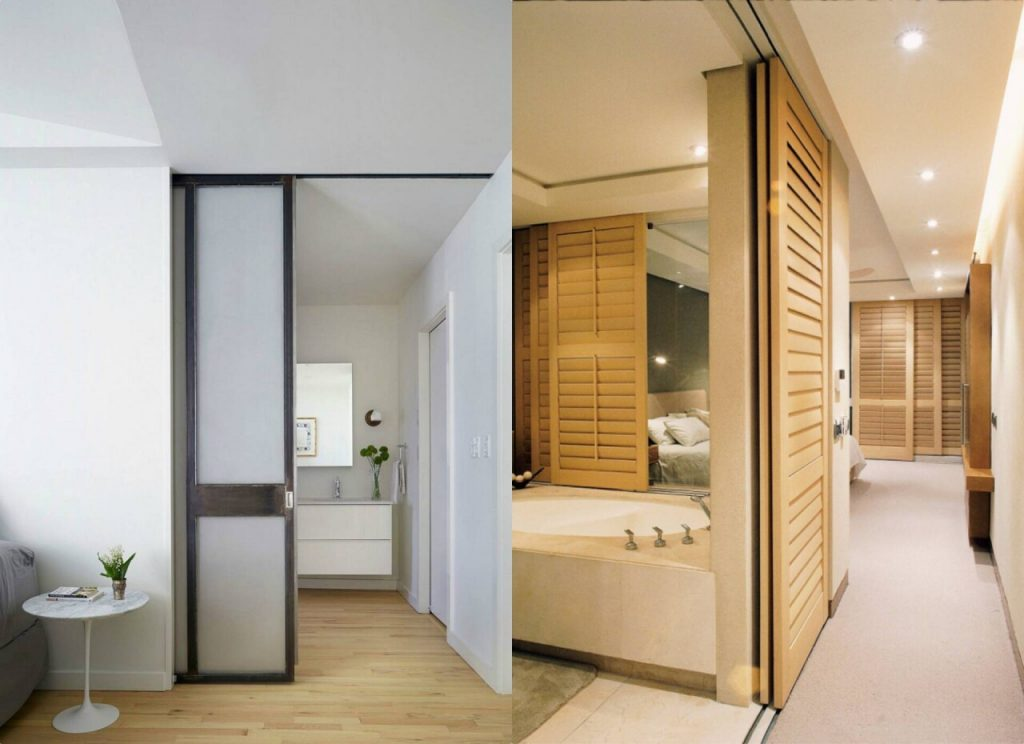 Cửa lùa âm tường là gì? Có nên sử dụng cửa lùa âm tường không?
