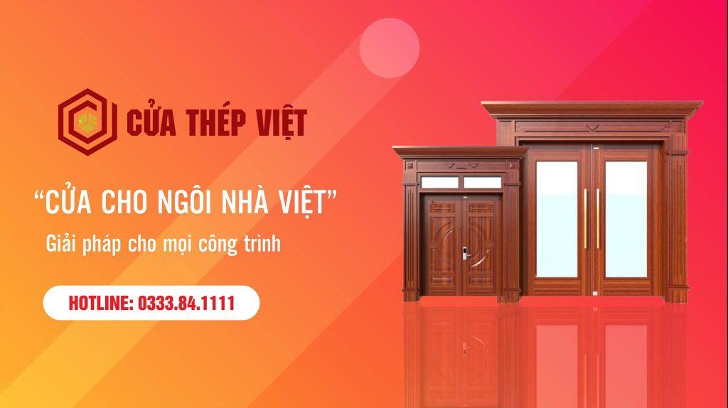 Cửa Thép Việt tưng bừng khai trương Showroom mới tại Hà Nội