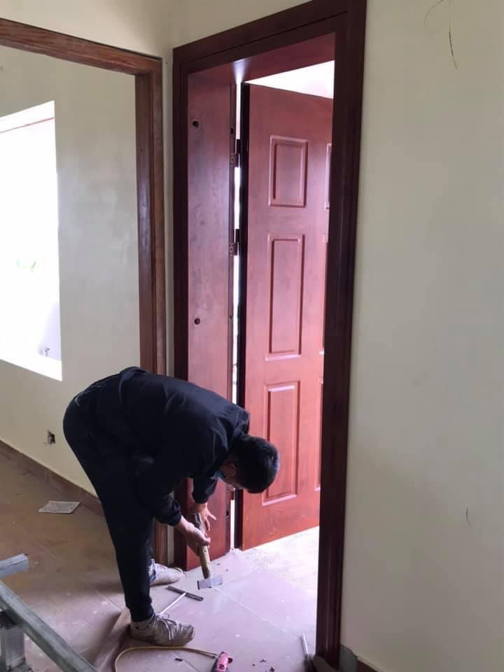 Hướng dẫn lắp đặt cửa thông phòng đúng cách