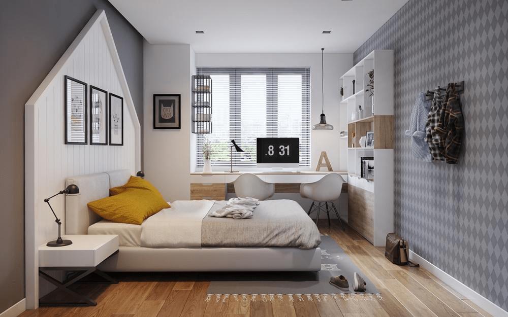 Kích thước cửa sổ phòng ngủ là bao nhiêu? Cùng tìm hiểu về cửa phòng ngủ