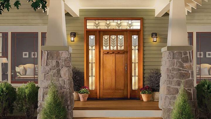 Nên chọn cửa chính mở ra hay mở vào tốt hơn?