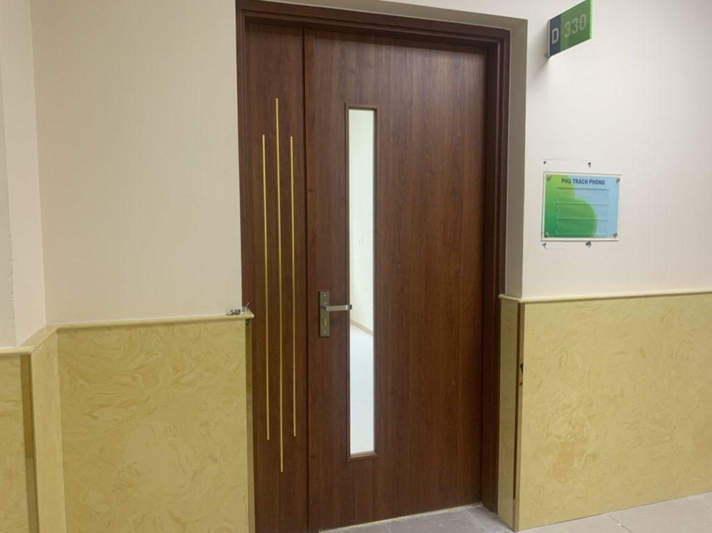 Tính toán kích thước cửa 2 cánh dựa trên nguyên tắc phong thủy