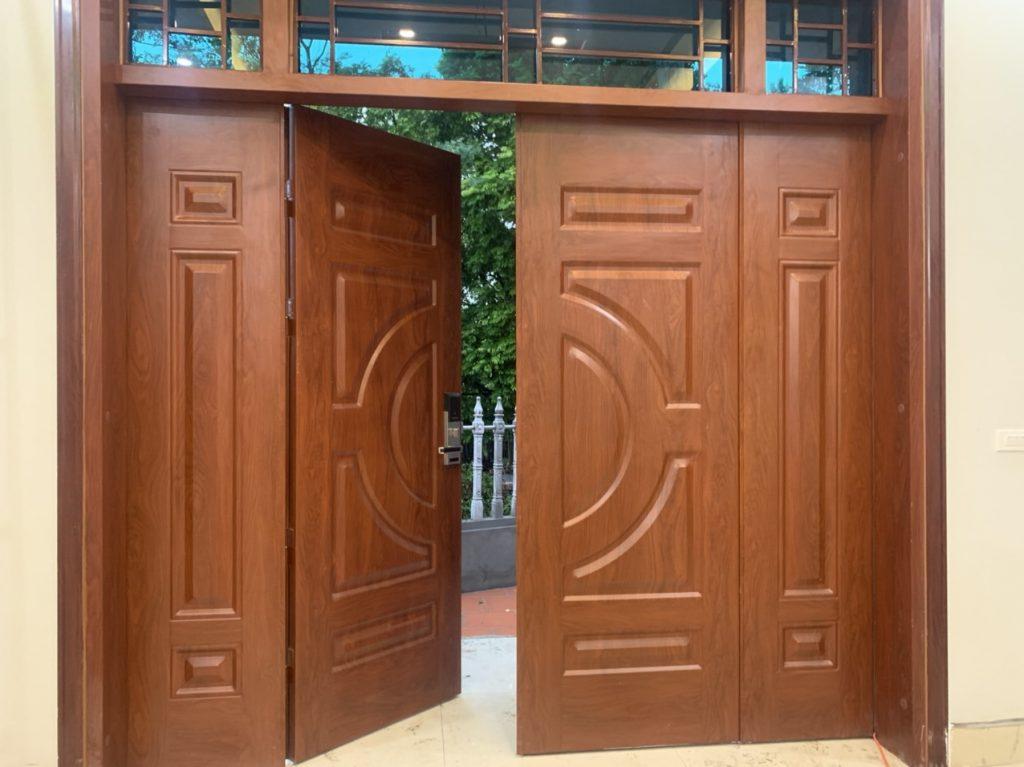 Kích thước khuôn cửa gỗ chuẩn là bao nhiêu? Tìm hiểu khuôn cửa gỗ