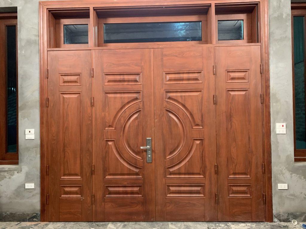 Tính kích thước cửa chính nhà ống đảm bảo lưu thông khí tốt