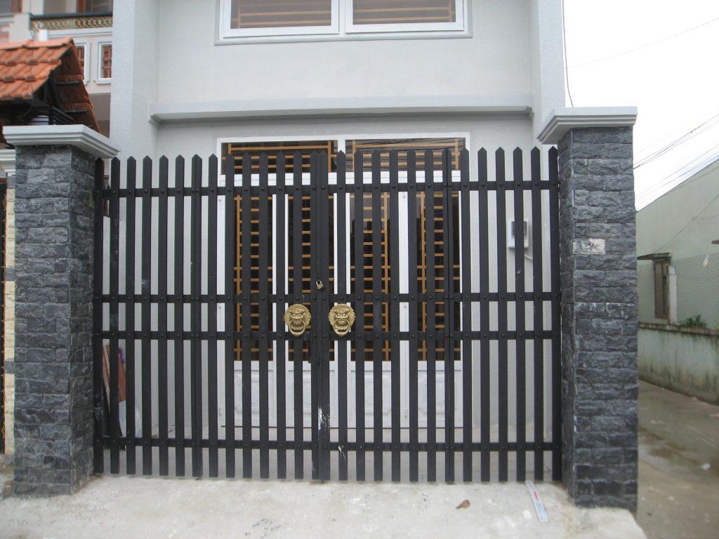 Xác định kích thước lỗ ban cửa cổng để đặt gia công chính xác