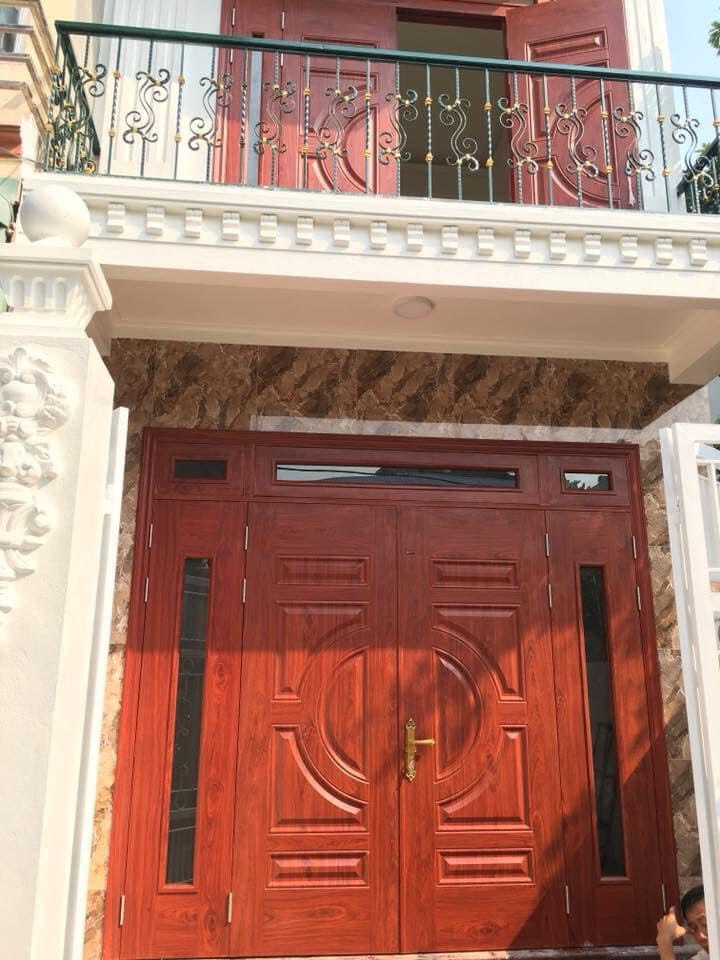 3 lưu ý quan trọng khi thiết kế cửa chính nhà ở