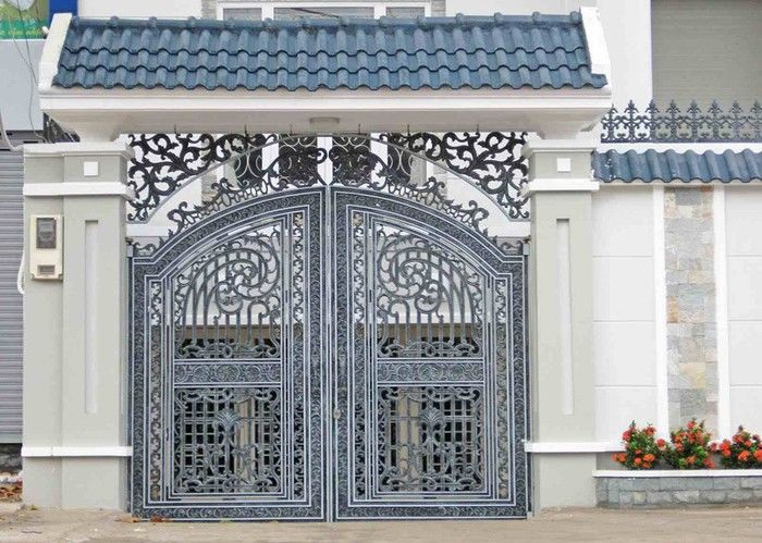 Nguyên tắc quan trọng khi thiết kế cổng nhà