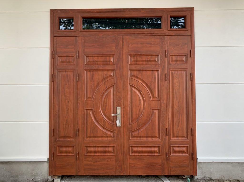Lưu ý phong thủy trong thiết kế cửa chính cần biết