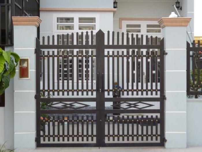 Tư vấn mẫu cửa cổng phù hợp cho ngoại thất căn nhà đẹp