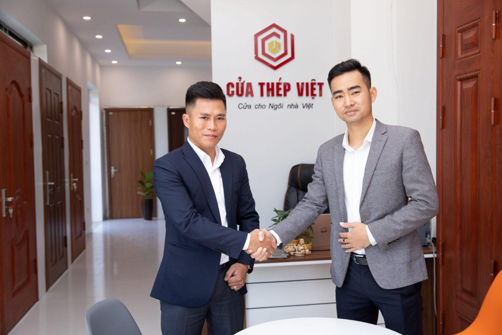 Chính sách đại lý tại Công ty CP Cửa Thép Việt