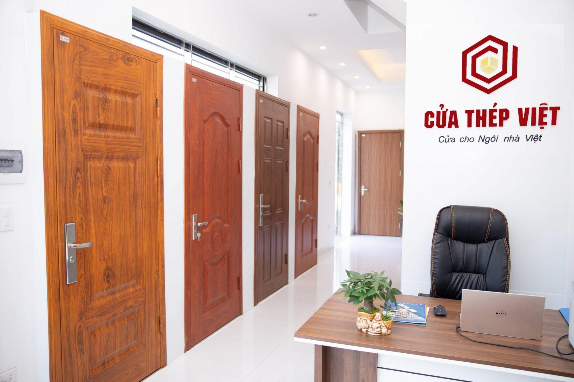 Vì sao nên chọn mua cửa thép chống cháy tại Cửa thép Việt?