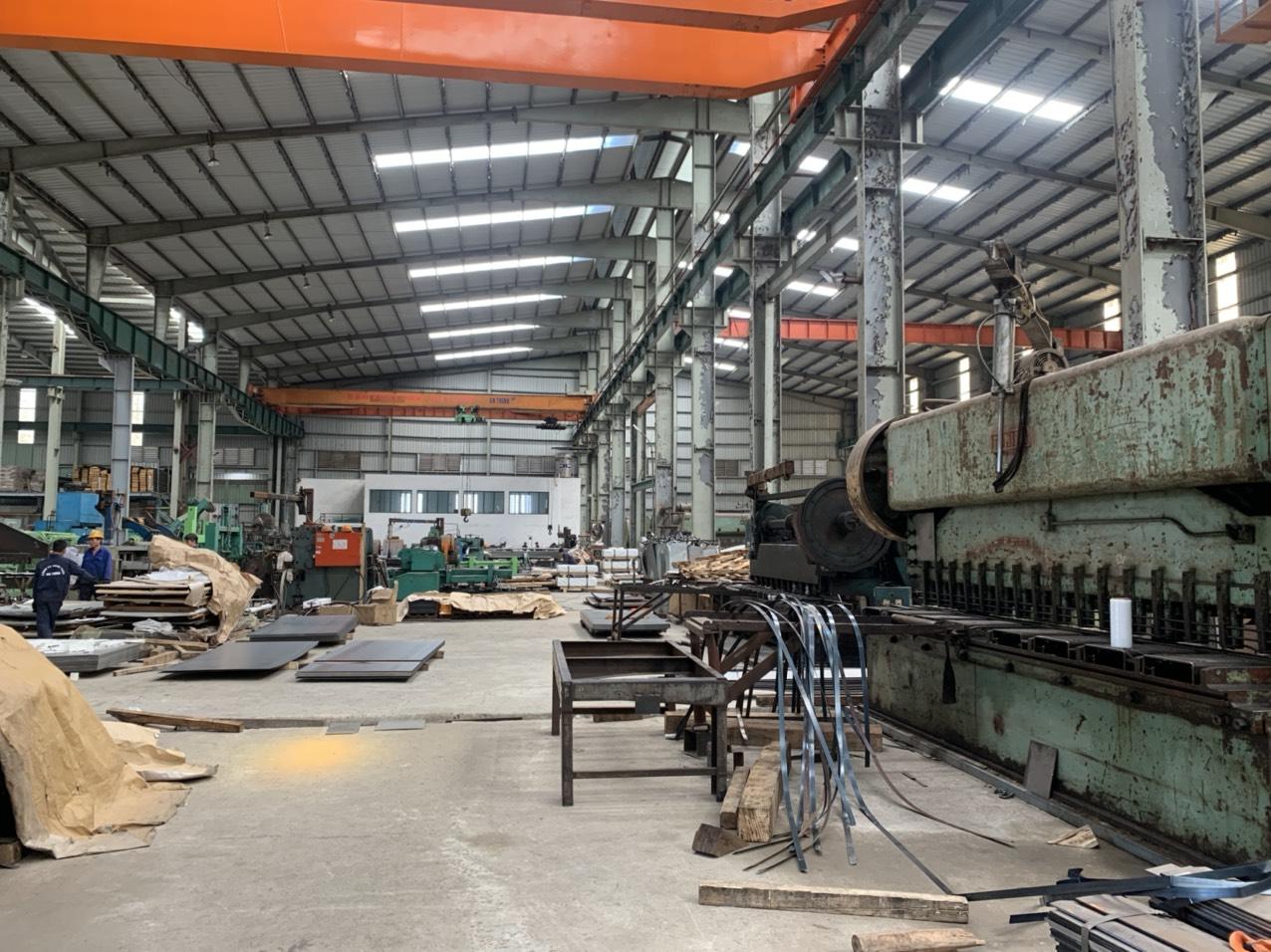 Quy trình cách làm cửa thép vân gỗ tại Cửa Thép Việt