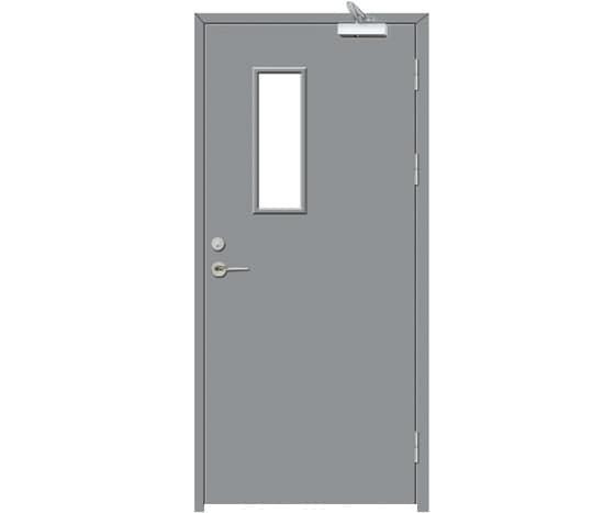 Đặc điểm nổi bật của cửa chống cháy có kính