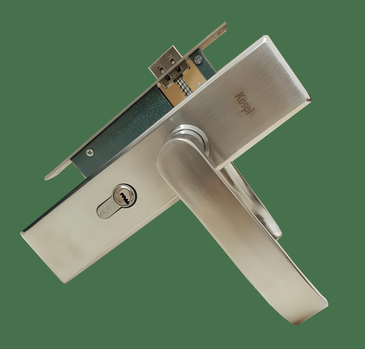 Tìm hiểu về các loại khóa cửa chống cháy thường dùng
