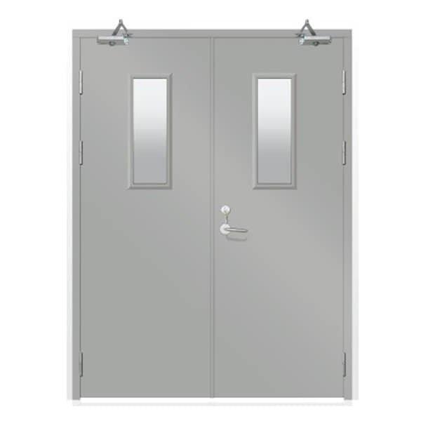 Lưu ý khi chọn mẫu cửa chống cháy đẹp?