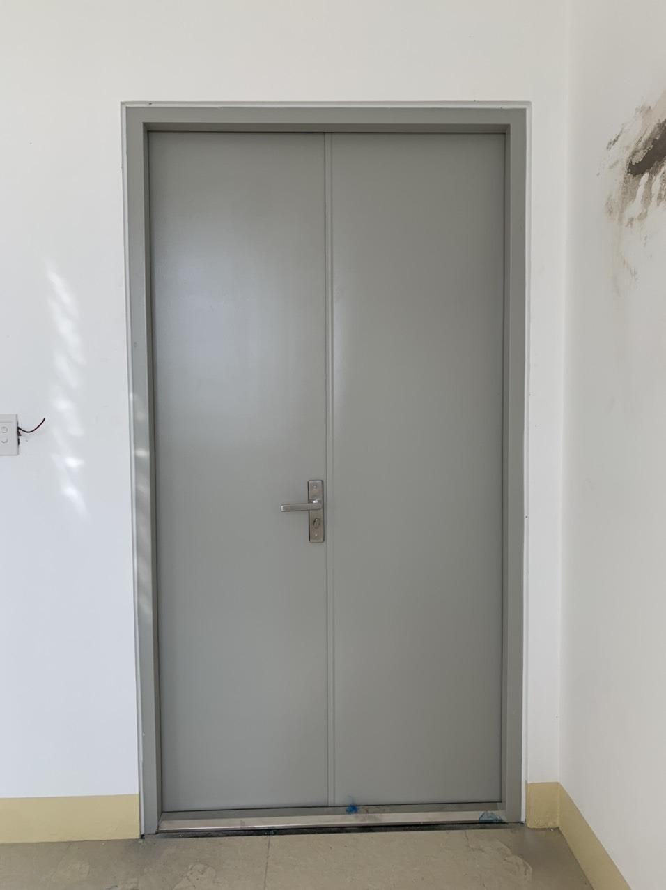 Nên chọn cửa chống cháy loại nào cho nhà ở?