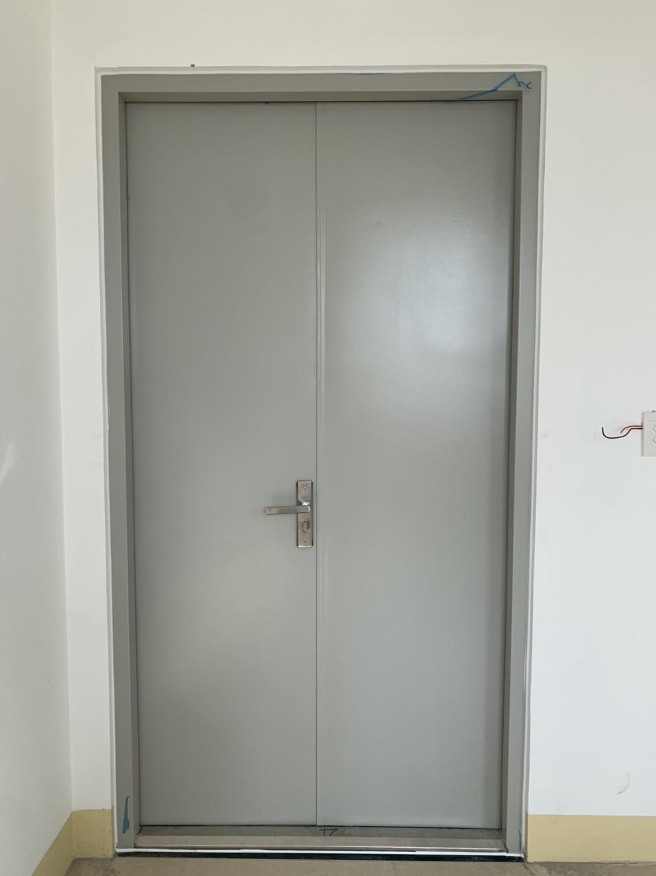 Thanh lý cửa chống cháy ở đâu Hà Nội giá tốt?