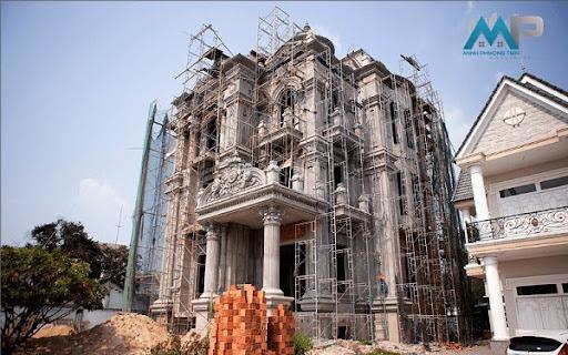 Bảng báo giá xây dựng phần thô nhà 3 tầng tại Minh Phương Tiến