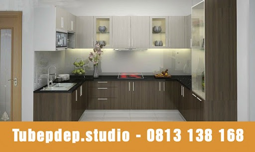 Cam kết của Tubepdep.studio khi thi công nội thất nhà bếp
