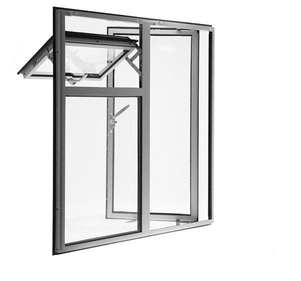 Lý do nên lắp cửa sổ thép chống cháy cho nhà ở