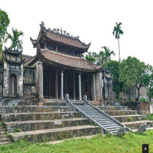 Kiến trúc đình làng xưa cổ của Việt Nam