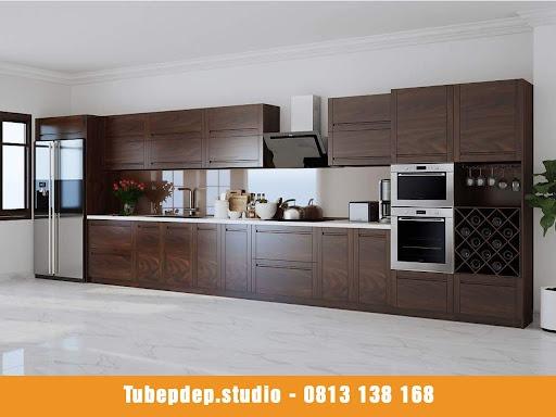Quy trình thiết kế và thi công tủ bếp tại Tubepdep.studio