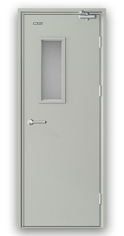 Lưu ý lắp đặt cửa chống cháy nhà xưởng thoát hiểm an toàn