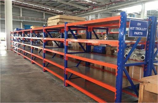 Kệ trung tải giải pháp chứa hàng chuyên dụng kho vừa và nhỏ