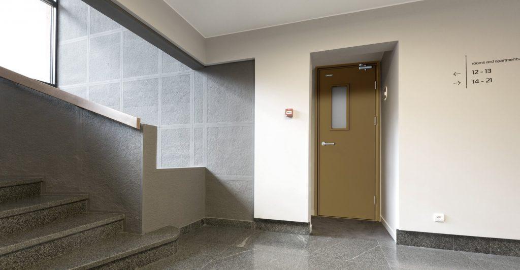Những quy định cửa chống cháy đạt chuẩn lắp đặt cho chung cư