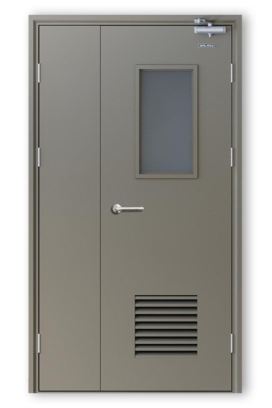 Tiêu chuẩn chất lượng đánh giá cửa sắt chống cháy đạt chuẩn