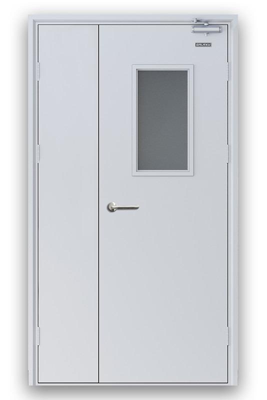 Yêu cầu cửa chống cháy thoát hiểm cho nhà xưởng cần tuân thủ