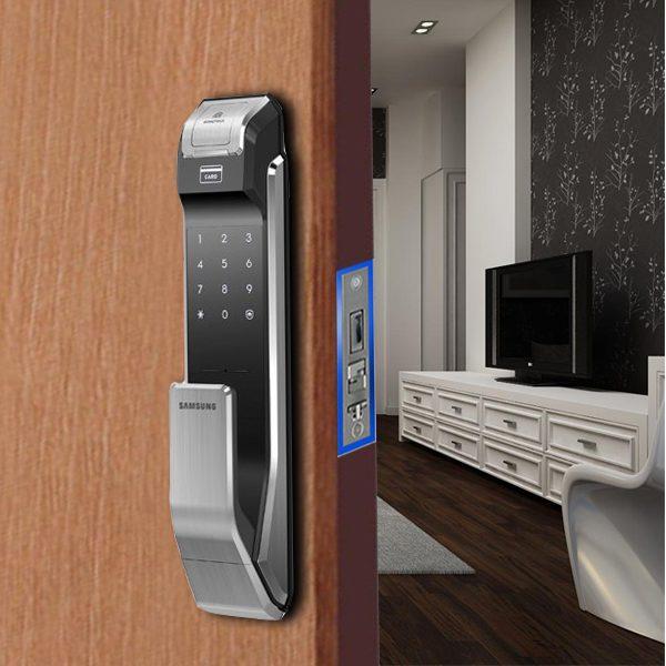 Tiêu chí chọn khóa cửa vân tay samsung phù hợp?