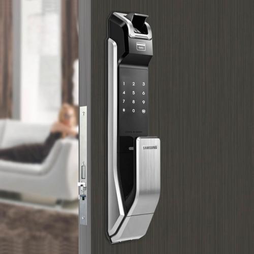 Đánh giá khóa cửa vân tay samsung có tốt không?
